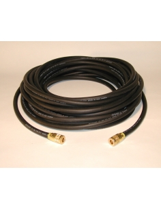 50' Air Hose w/ QC Coupler Each End